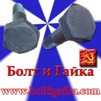 Болт 27 х 220 ящ 40 кг  ГОСТ Р52644-2006 10.9 ХЛ ОСПАЗ