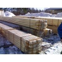 Профилированный брус из массива сибирского кедра ООО Алькор Санкт-Петербург