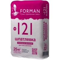 Шпатлевка полимерная финишная №121 FORMAN