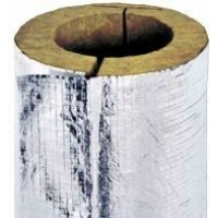 Техническая теплоизоляция  Цилиндры минераловатные
