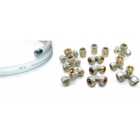 Металлопластиковые трубы и фитинги STI