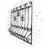 Решетки сварные металлические Mydoors