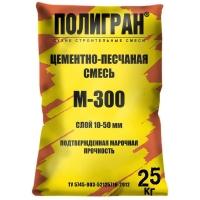 ЦПС М-300 ПОЛИГРАН, меш. 25кг