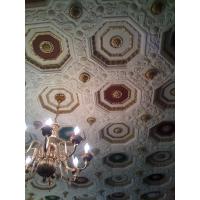 Подвесные потолки из ГИПСА ГИНТР