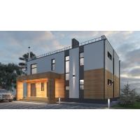 Каркасный дом  XL