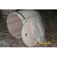 Бочка деревянная из кедра 40 литров