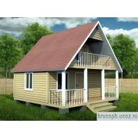 Каркасные дома быстро, качественно, недорого ООО Брус