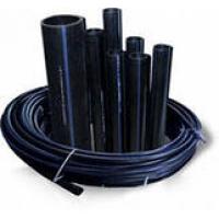 Трубы водопроводные напорные из полиэтилена (пнд)