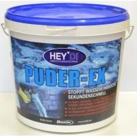 Порошкообразное средство на основе цемента для остановки протече HEYDI Пудер Экс ( Puder-EX)