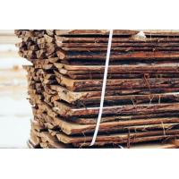 Доска необрезная - заборная - из сосны от производителя
