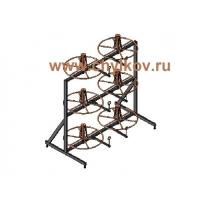Стеллаж кабельный СКБ 6-0,5-30