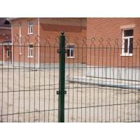 Панельные ограждения/забор, ячейка 75x300