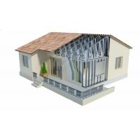 Каркас дома ЛСТК силовой оцинкованный с односкат. крышей ЛиСТоК 3*2,9м2