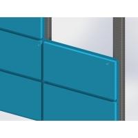 Фасадные Металлокассеты Platan