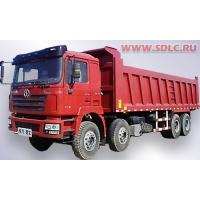 Самосвал Shaanxi 8х4 SX3315DT366