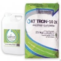 Гидроизоляция обмазочная эластичная КТтрон-10 2к, 33,5 кг