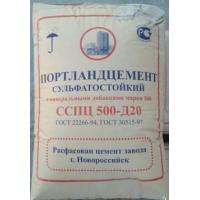 Цемент М-500 НОВОРОСЦЕМЕНТ