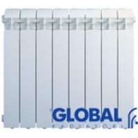Радиатор алюминиевый Глобал Global Iseo
