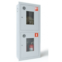 Шкаф для пожарного крана 320, р-р 590х1350х230 мм