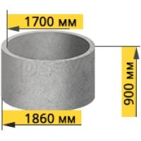 Кольцо бетонное КС17-9