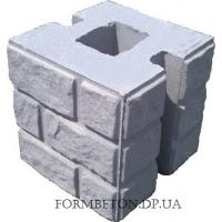 форма для наборного столба k-2