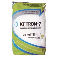 Обмазочная (бронирующая) гидроизоляция КТтрон-7 КТтрон