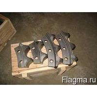 Cегменты бульдозера Shehwa (Шева) SD-7 3 зуба 0Т05033-1SD-7