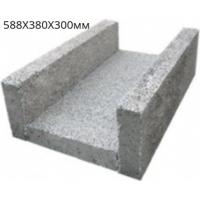 U-образный блок 380Х300