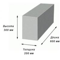 Пеноблок М25-М35