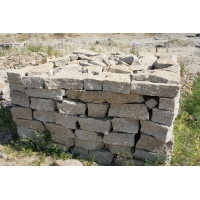 Брусянский гранит натуральный природный камень плитняк с карьера