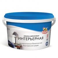 Краска акриловая интерьерная ABC Farben (14,0 кг) OLECOLOR