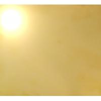 Кровельный лист нитрид титана  под золото