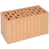 крупноформатные керамические блоки Porotherm wienerberger