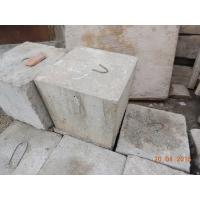 Блок фундаментный с крюком