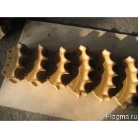 Сектор зубчатый бульдозера Четра Т-11 1101-19-14