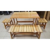 Мебель для бани и сауны из лиственницы
