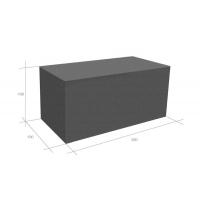Пескоцементные блоки БлокПластБетон
