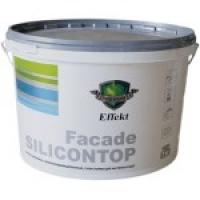 Силиконовая краска Effekt Facade Silikontop 15 кг