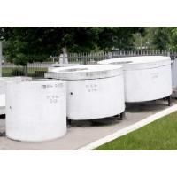 Изделия железобетонные для круглых колодцев канализационных
