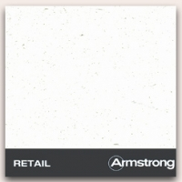 Потолочная плита Retail (600х600х12мм) Armstrong