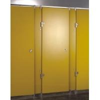 Нержавеющая фурнитура  для стеклянных туалетных перегородок. steelka glass