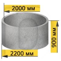 Кольцо бетонное КС20-9
