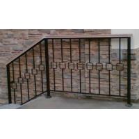 Металлические лестницы и перила Кондр
