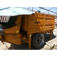 Стационарный бетононасос CIFA 709/415