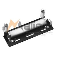 Ролик кабельный прямой для кабельного лотка РЛ-КЛ-100/200