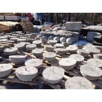 Загрождения бетонные Арт-бетон полусфера бетонная