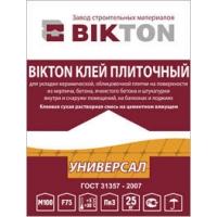 Клей плиточный БИКТОН Универсал 25 кг