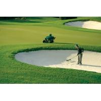 Кварцевый песок для гольф-полей с доставкой по РФ Гора Хрустальная 0,4-1,2 мм