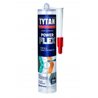Клей-герметик POWER FLEX TYTAN Professional