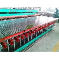 Станок для производства стеклопластиковых решёток